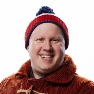 Matt Lucas Christmas
